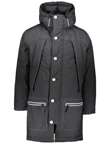 And Wander  Tough Down Coat - Black