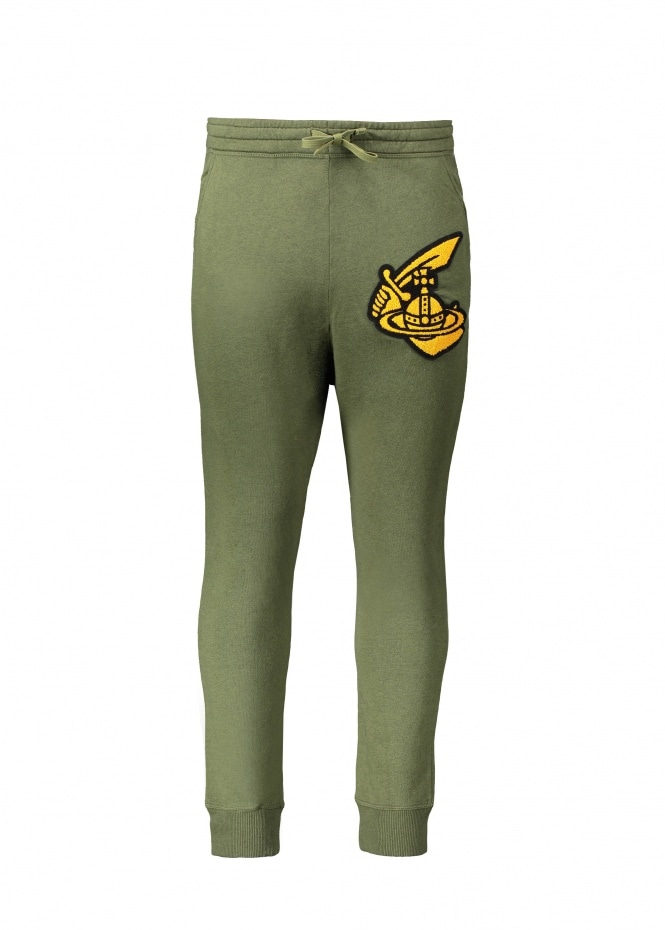 Tracksuit Bottoms Patch - Green
