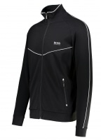 Boss Tracksuit Jacket 001 - Black
