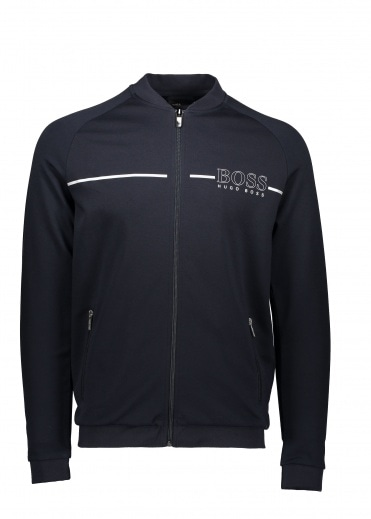 Boss Bodywear Tracksuit Jacket 403 - Dark Blue