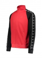 Tracksuit Top - University Red