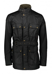 Belstaff Trialmaster Jacket - Black