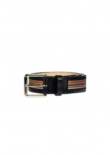 Paul Smith Trim Belt - Black