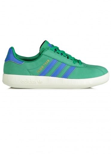 adidas Originals Footwear Trimm Trab - Bold Green