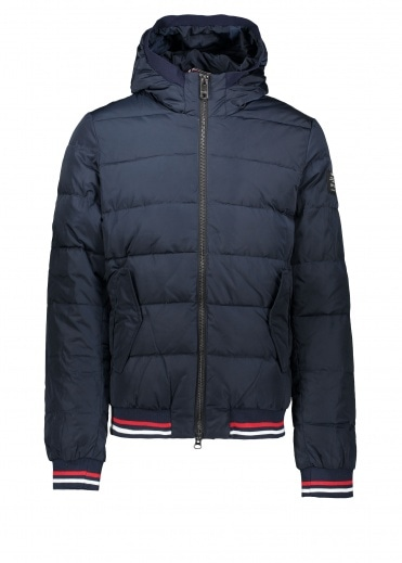 ECOALF Trondheim Jacket - Midnight Navy