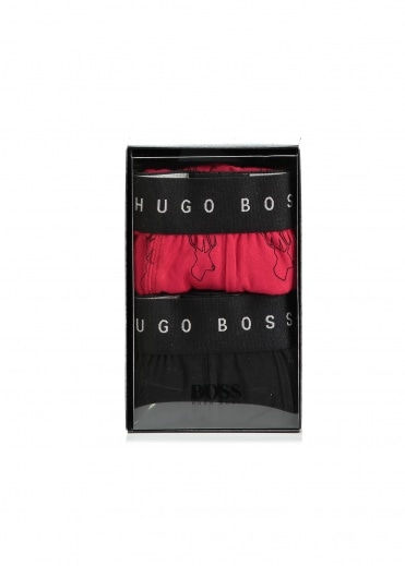 Boss Accessories Trunk 2P Gift 622 - Bright Red