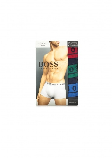 Boss Bodywear Trunk 3P 992 - Open Misc