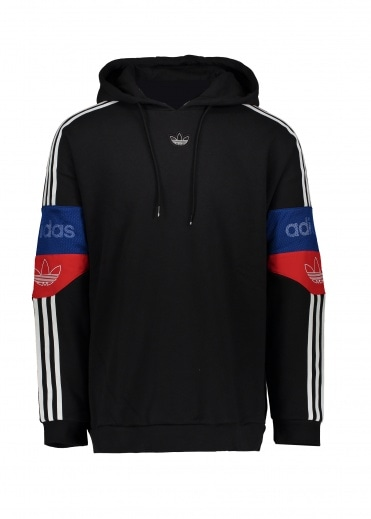 adidas Originals Apparel TS TRF Hoody - Black