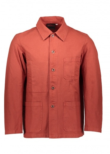 Vetra Twill Workwear Jacket - Quince
