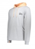 Two Tone Hood - Grey Heather