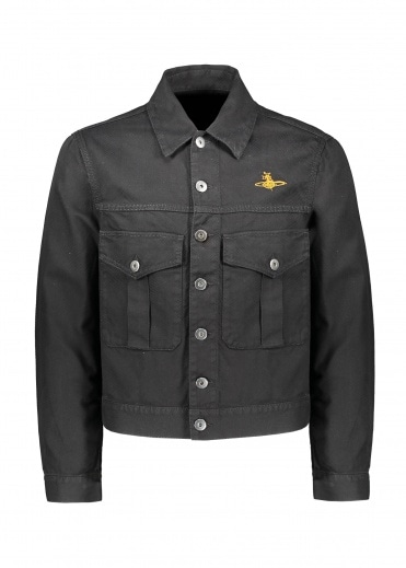 Vivienne Westwood Type 3 Jacket - Black