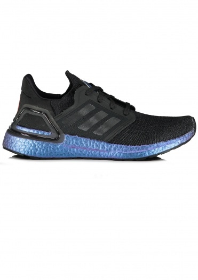 adidas Originals Footwear Ultraboost 20 - Black/Violet