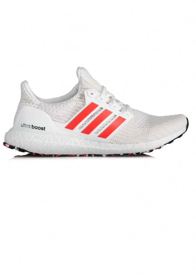 adidas Originals Footwear Ultraboost - White / Red