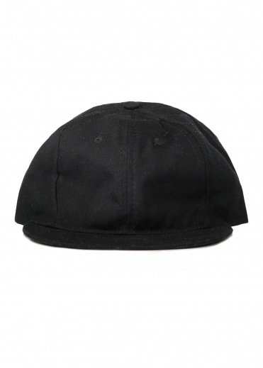 Ebbets Field Flannels Unlettered Cap - Black