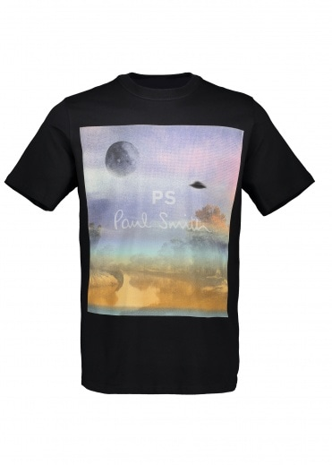Paul Smith Utopia T-Shirt Black S