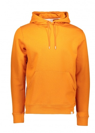 Norse Projects Vagn Hood - Oxide Orange
