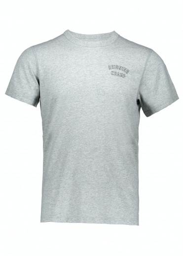 Reigning Champ Varsity T-Shirt - Grey/Black