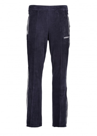 Adidas Originals Apparel Velour Track Pant - Legend Ink