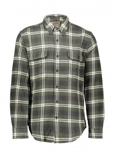 Filson Vintage Flannel Work Shirt -