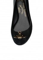 Vivienne Westwood Space Love 20 Orb - Black
