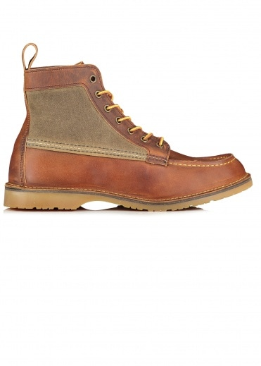 Red Wing Shoes Wacouta Canvas - Copper