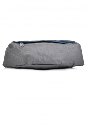 Nanamica Waist Bag - Grey/Navy