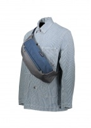 Waist Bag - Grey/Navy