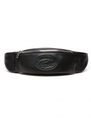 Lacoste Waistbag - Black