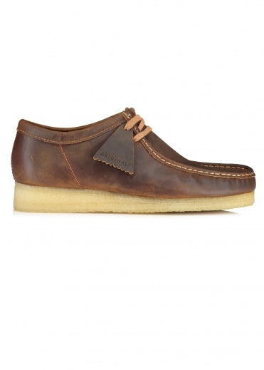 Clarks Originals Wallabee - Beeswax