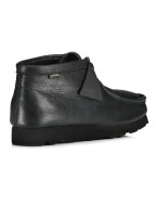 Clarks Originals Wallabee BT GTX Black Leather