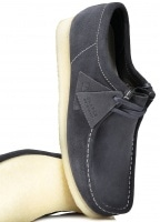 Clarks Originals Wallabee Suede - Ink