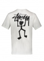 Warrior Man Tee - White