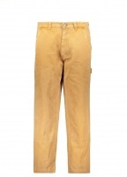Washed Work Pant - Gold