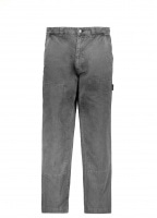 Washed Work Pant - Grey