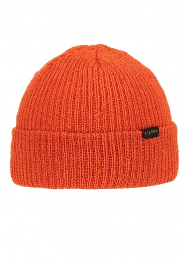 Filson Watch Cap - Flame Orange