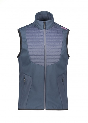 Boss Athleisure Water Repellent Gilet 410 - Navy
