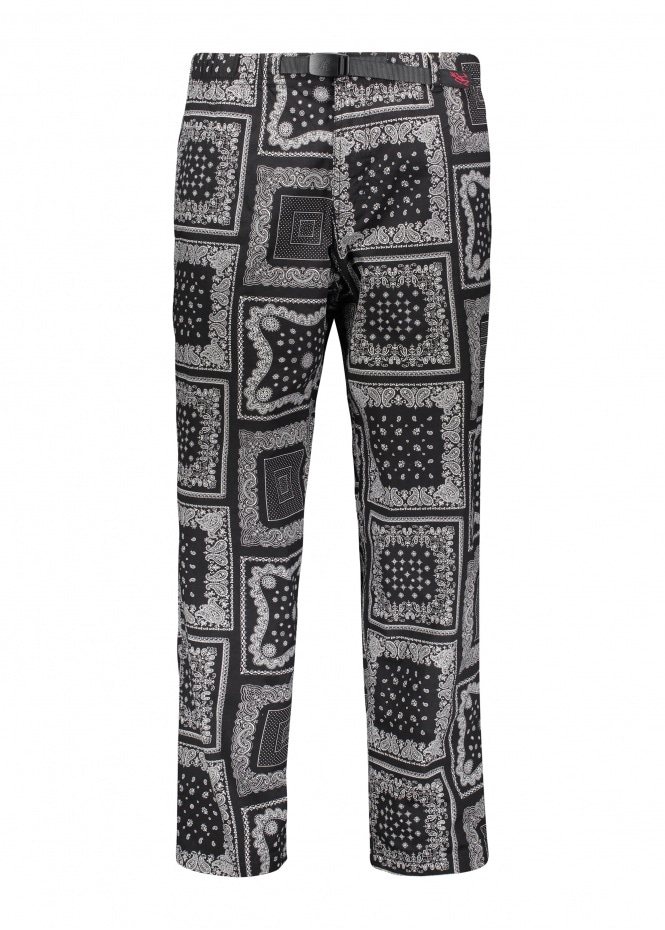 Gramicci Weather Wide Tapered Pants - Black