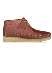 Clarks Originals Weaver Boot Leather - Tan