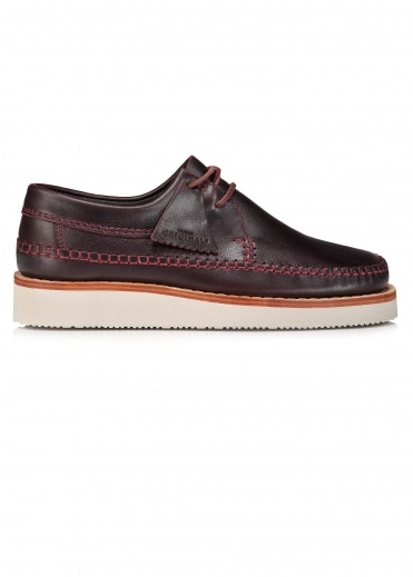 Clarks Originals Weaver Hike Bordeux Leather Bo