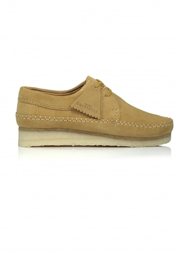 Clarks Originals Weaver Suede - Oak