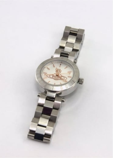 Vivienne Westwood Anglomania Westbourne Watch Silver