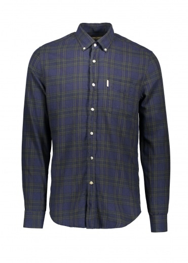 Barbour Whireleaf Shirt - Navy
