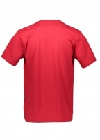 White Mountaineering Mountain Range Tee - Red