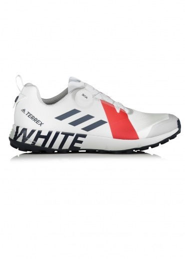 Adidas Originals Footwear White Mountaineering Terrex Two Boa White 11