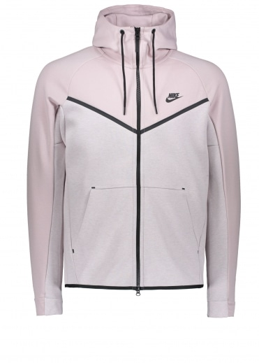 Nike Apparel Windrunner Hoodie - Particle Rose
