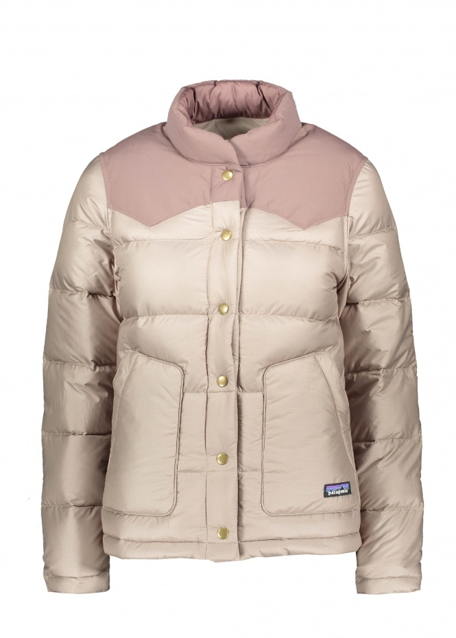 Womens Bivy Jacket - Taupe