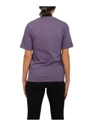 Carhartt Womens SS Pocket Tee - Purple