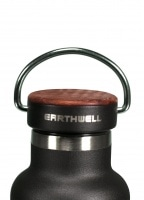 Earthwell Woodie VB 22oz - Walnut / Volcanic Black