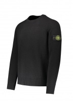 Wool Jumper - Black
