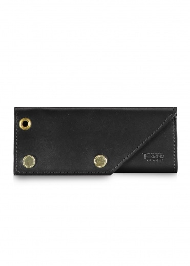 Tanner Goods Workman Wallet Black One Size